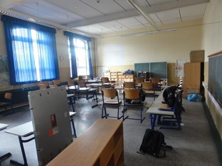 Bänke für sitzkreis grundschule  umzugschaos - Pinguin-Klasse - DesignBlog