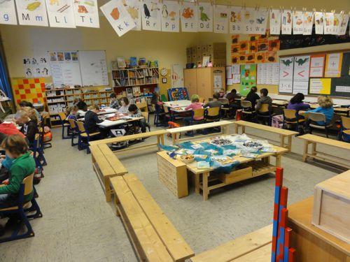 Sitzkreis grundschule  Pinguin-Klasse - DesignBlog